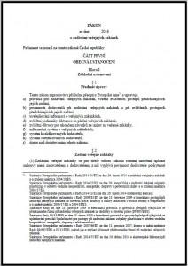 zákon o registru smluv